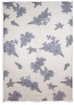 Brunello Cucinelli Floral Linen Scarf