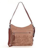 The Sak Sanibel Convertible Bucket Hobo Bag