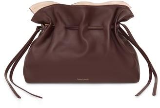 Mansur Gavriel Protea Drawstring Leather Bag