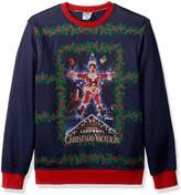 Hybrid Men's Christmas Vacation Holiday Pullover