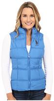 U.S. Polo Assn. Basic Princess Seamed Puffer Vest