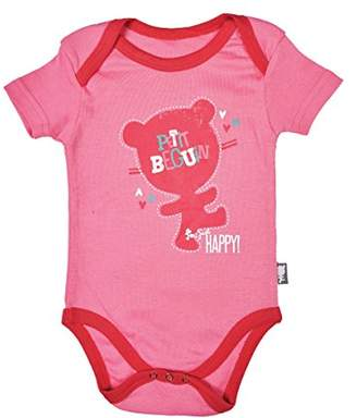 Camilla And Marc Happiness Baby Girl's Bodysuit - Candy Pink - Size 18 Months (86 cm)