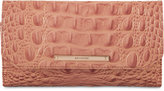 Brahmin Melbourne Soft Checkbook Wallet