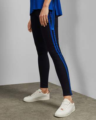 Ted Baker Side Stripe Skinny Jeans