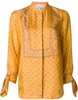 3.1 Phillip Lim friendship knot print blouse