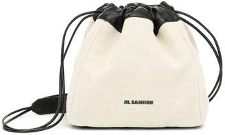 Jil Sander Drawstring Small crossbody bag