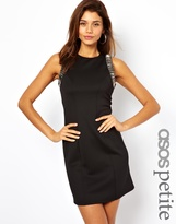 Asos Exclusive Body-Conscious Dress With Lace Insert