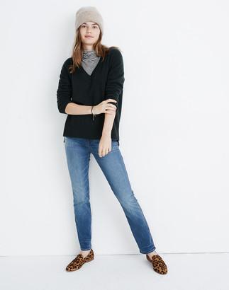 Madewell Cashmere Ex-Boyfriend Pullover Sweater