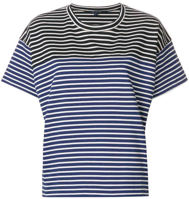 Sofie D'hoore striped short-sleeve T-shirt