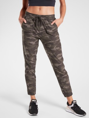 Athleta Camo Farallon Jogger