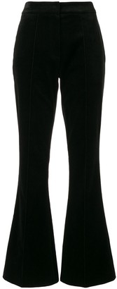 we11done Flared Style Trousers