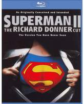 Superman ii:Richard donner cut (Blu-ray)