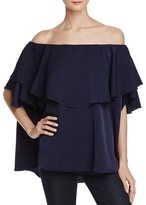 MLM Label Maison Off-The-Shoulder Top