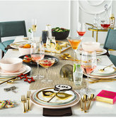 Lenox SHOP THE LOOK: Bridal Cocktail Party/Night Out Tablescape & Accessories