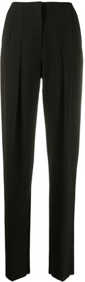 Giorgio Armani Tailored Pleated Trousers