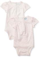 Polo Ralph Lauren Short-Sleeve Bodysuit Set (0-24 Months)