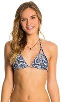 Volcom Moroccan Dreams Triangle Bikini Top 8137679