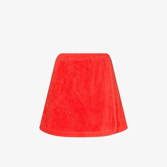 Terry Dolce mini skirt