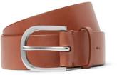Paul Smith 4cm Tan Leather Belt