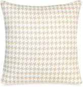Glenna Jean Central Park Houndstooth Decorative Pillow