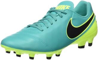 Nike Men's Tiempo Genio Ii Leather Fg Football Boots