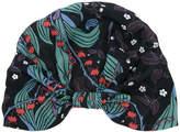 Ingie Paris floral print turban