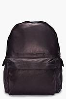 Ann Demeulemeester Black Desert Backpack