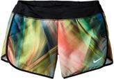 Nike Dry Print Running Short Girl's Shorts