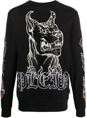 Philipp Plein Gothic Plein sweatshirt