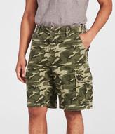 Classic Camo Cargo Shorts