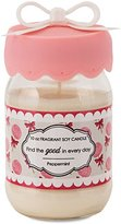 """Pavilion Gift Company 47054 You and Me by Jessie Steele """"Find The Good in Every Day"""" Soy Jar Candle, 10-Ounce"""