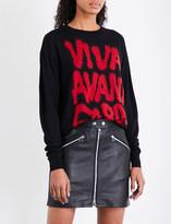 Jeremy Scott Viva Avant Garde wool jumper