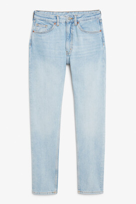 Monki Kimomo beach blue jeans