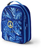 Lands' End TechPack Lunch Box-Deep Sea