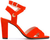 Tila March Cancun sandals - women - Leather/Goat Suede - 38
