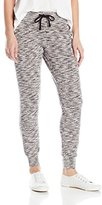Volcom Junior's Livedin Space Dye Fleece Soft Pant