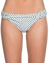 Betsey Johnson Duo Dot Hipster Bottom