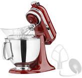 KitchenAid 150 Artisan 4.8L Stand Mixer, Red