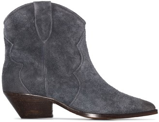 Isabel Marant Dewina 40mm ankle boots