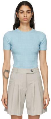 ANNA QUAN Blue Bebe T-Shirt