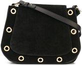 L'Autre Chose eyelets detailing shoulder bag