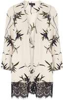 Dorothy Perkins **Tall Foliage Print Cover Up