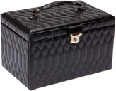 Wolf Caroline Extra Large Jewelry Case