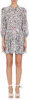 Derek Lam Women's Confetti-Print Silk Dress