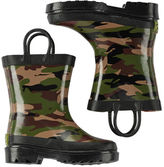 Carter's Western Chief Camo Rain Boots