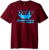 Obey Men's Take Control T-Shirt