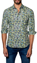 Jared Lang Cotton Paisley Sportshirt