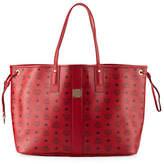 MCM Liz Large Reversible Shopper Tote Bag, Black