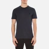 Versace Collection Small Medusa Tshirt - Blu Notte