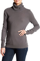 Inhabit Turtleneck Long Sleeve Cashmere Sweater